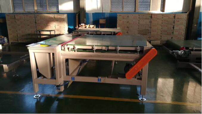 关于自动化切码运改造生产的几种砖型设备,看这里